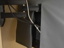 TV cover rear view centre bracket