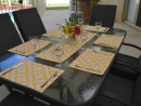 Table setting Coolum Sunshine