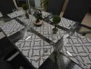 Table setting reversible Coolum Stone/Kona Stone