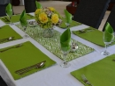 Table setting lime