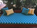 Daybed customer fabric