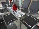 Table setting reversible Coolum Ash/Kona Ash